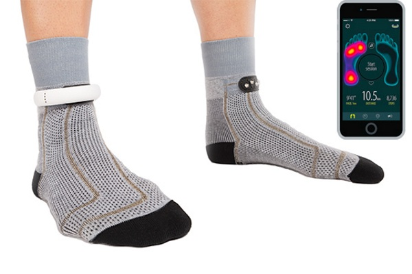 Sensoria – the wearable sock that lets you know if you're running right