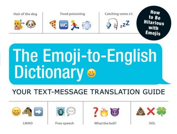 Emoji-To-English Dictionary – learn a new language in your spare time