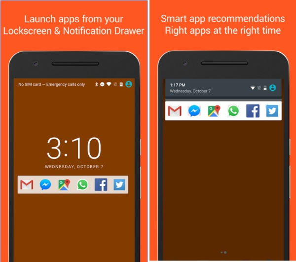 Launchify – turn your lock screen into something useful [FREEWARE]
