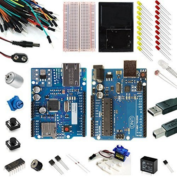Vilros Uno Ultimate + Ethernet Starter Kit – dive into the wonderful world of making
