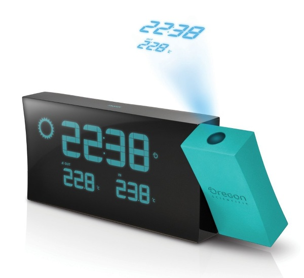 Weather Forecaster Atomic Project Clock – get the morning weather without all the distractions