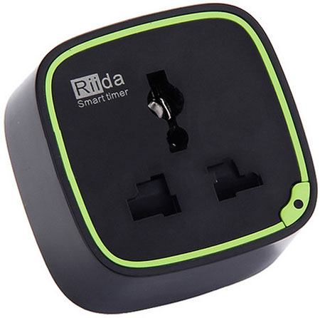 RiiDA Smart Timer Controller – control your electrical gadgets from a distance with your phone [Review]