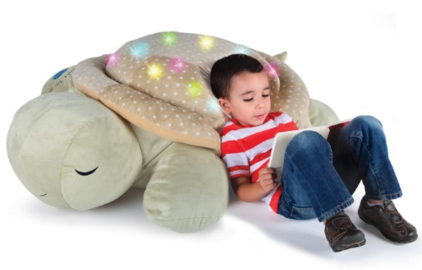 Nap Inducing Plush Giant Tortoise – slow and catch some zzzzz