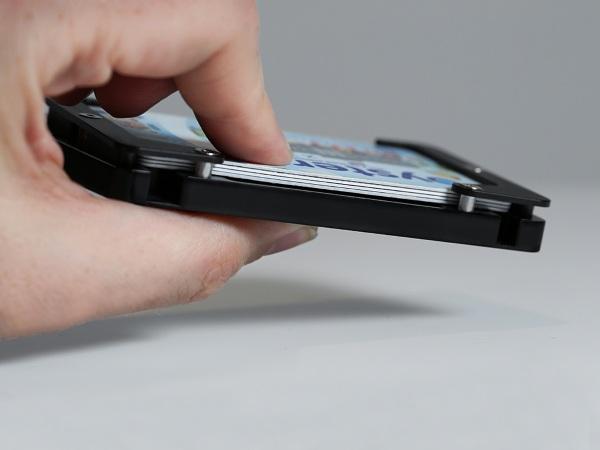 Jackfish Survival Credit Card Holder cards