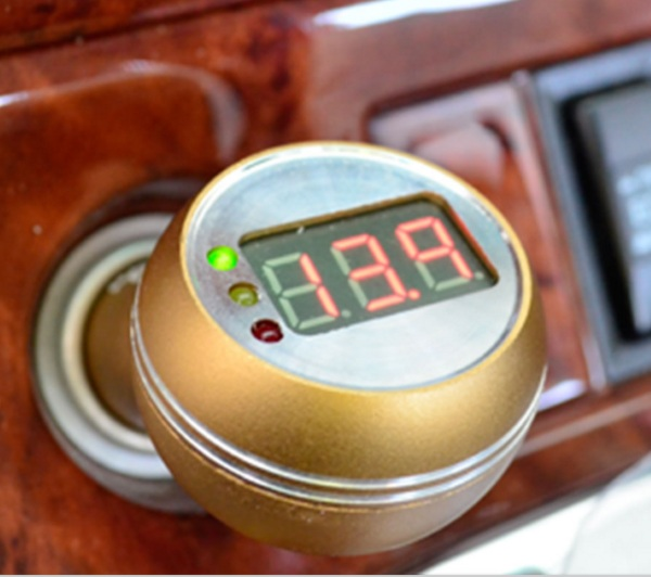 Car Battery Tester – find out your battery is dying before your car won't start
