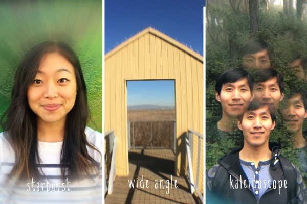 Jelly Camera Phone Filters – add some fun to your camera phone