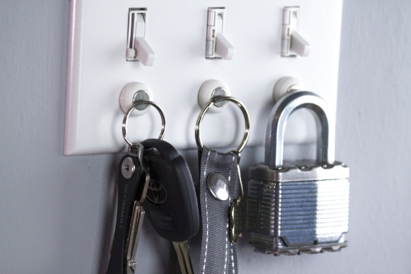 Keycatch – use the power of magnets to keep your keys form wandering off