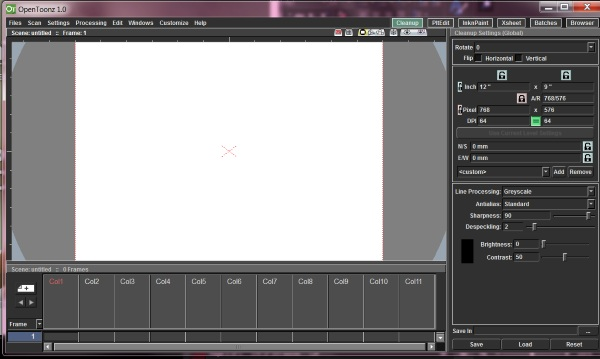 OpenToonz – free animation software from the greats [FREEWARE]
