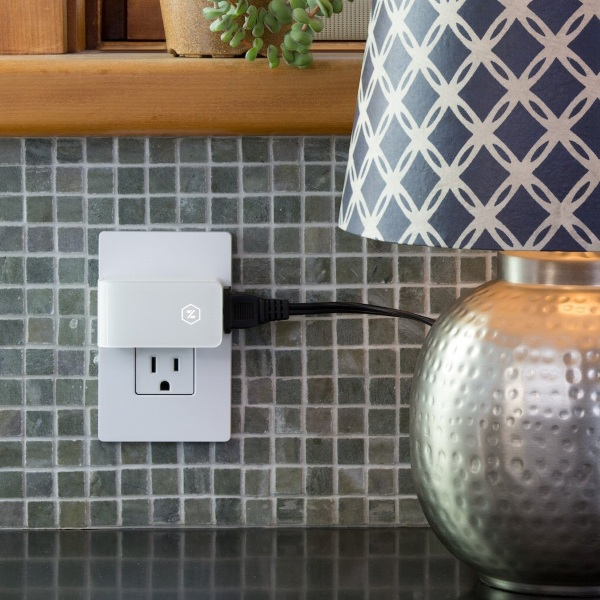 Smartplug in use
