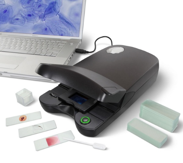Ultra High Definition Scientific Slide Scanner – check out the microscopic world right on your computer