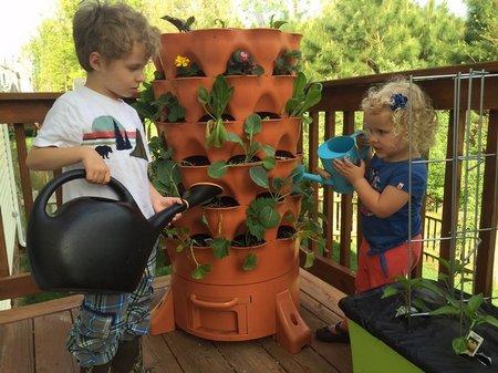 Garden ower-2-kids