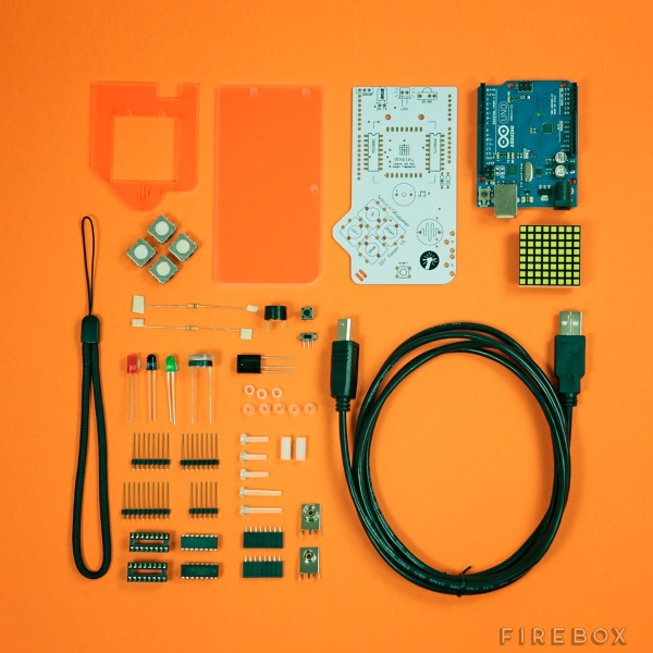DIY Gamer Kit – build your own system and then play it