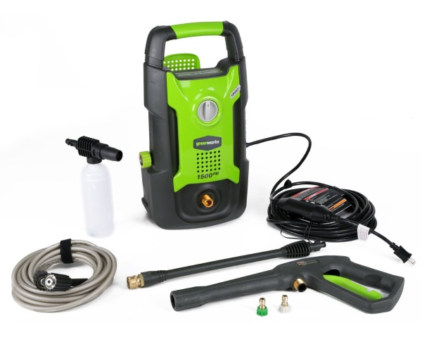 Hand Carry Electric Pressure Washer  parts