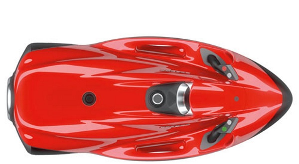 Seabob F5 S – the sporty sea craft that lets you move through the ocean like a fish
