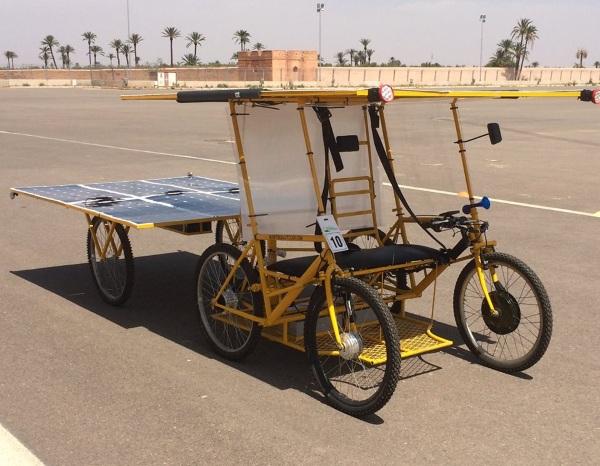 Solar E Cycle alone