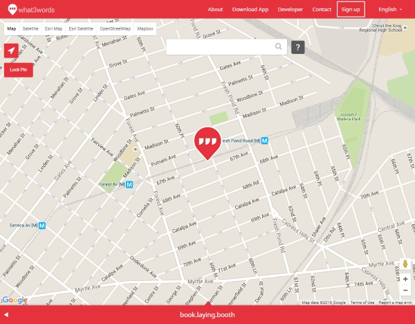 What3Words – a new way to look at location