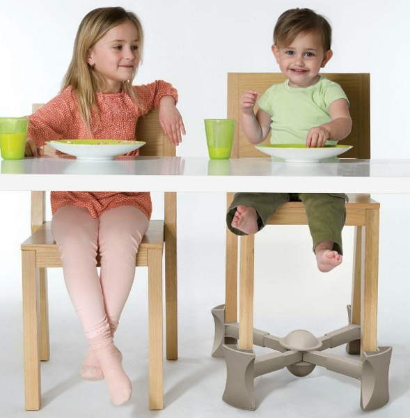Kaboost – give little people a (chair) leg up
