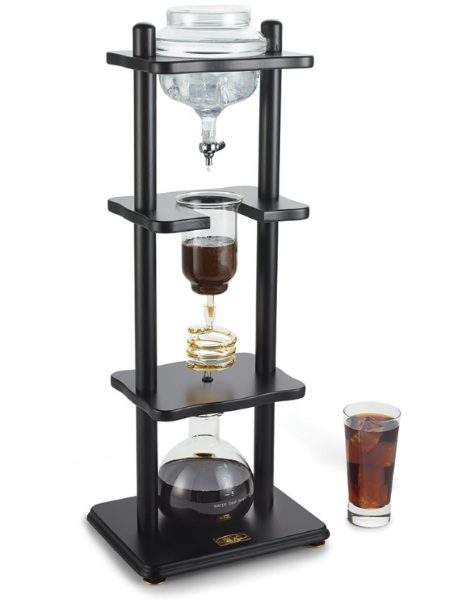 Flavor Enhancing Coffee Extractor – make better coffee with this cold brew system