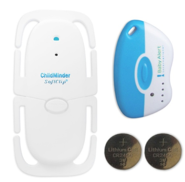 ChildMinder – this little gadget aims to stop hot car deaths
