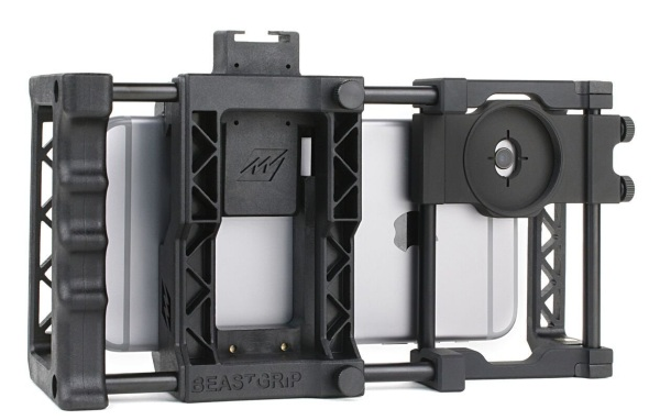 Beastgrip Universal Lens Adapter and Rig System – turn your phone into a fully functional camera