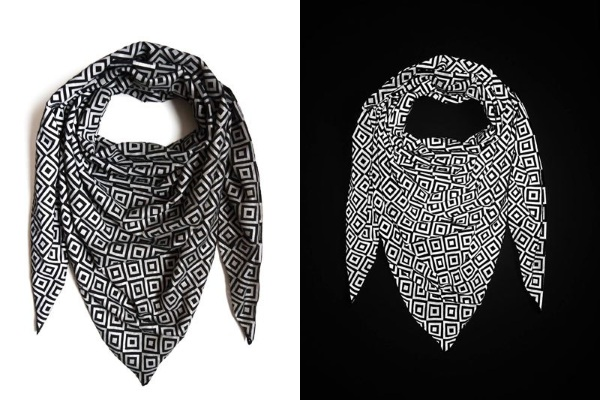 ISHU Scarf – ruin every picture you're in with this scarf