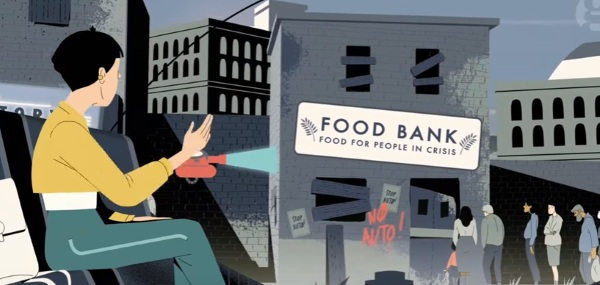 A Future Without Jobs – check out this dark animation