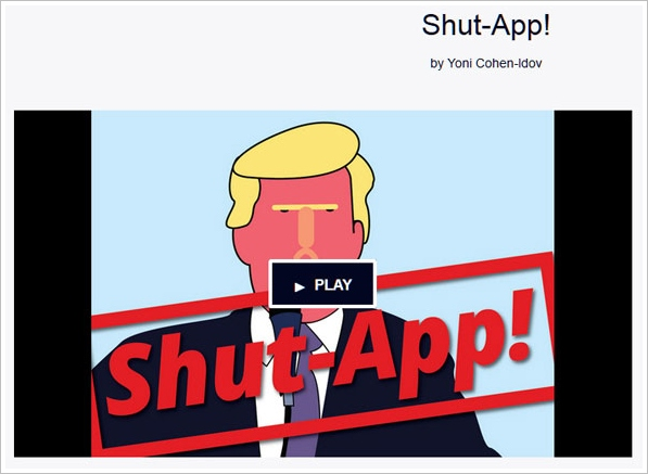 Shut-App! – now you have all the answers to all the stupid comments