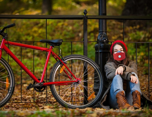 U-Mask – protect yourself from pollution