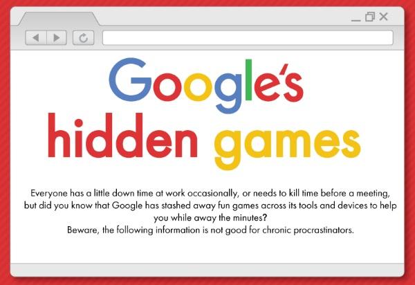 hidden-google-games