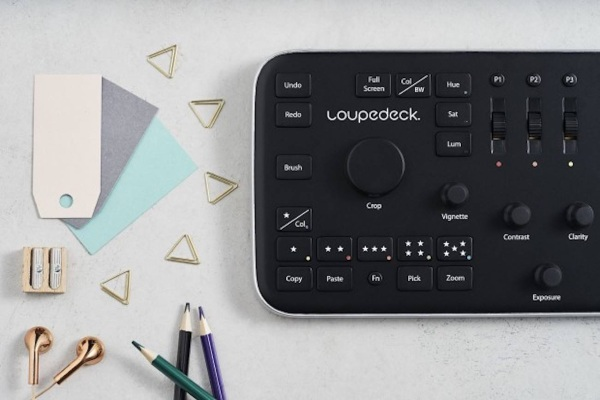 Loupedeck – the hands on Lightroom tool