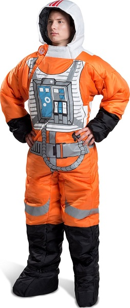 Selk'bag Star Wars – relive your spic space fantasies with these wearable sleeping bags
