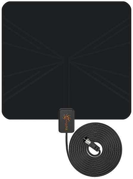EnergyPal Indoor HDTV Antenna – get your local channels with this antenna