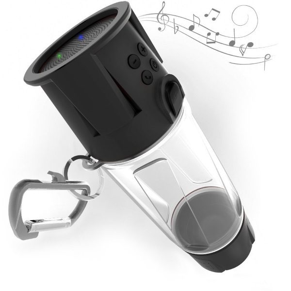 Hydra Smartbottle – get your music and your water from the same place