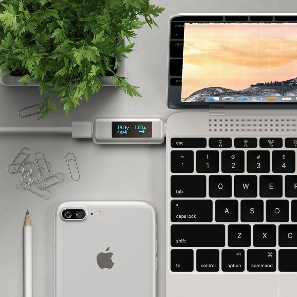 USB C Power Meter – make sure that knock assessor won't kill your laptop