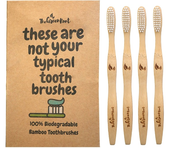 Bamboo Toothbrush – keep your mouth and the Earth clean