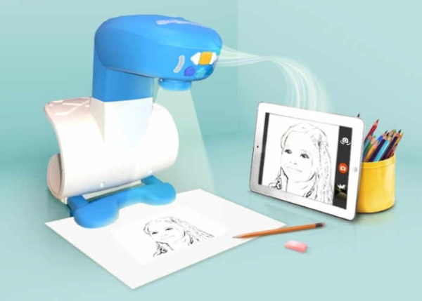 FollowGrams – learn to draw by tracing with this handy device