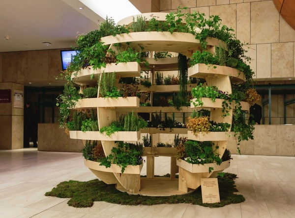 Growroom – build this sustainable globe yourself