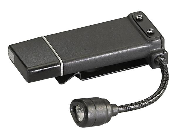 Clipmate USB – turn your baseball cap into a flashlight