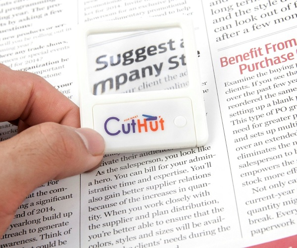 Cuthut – catch your nail clippings as you make them