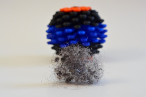 Cora Ball – catch microfibers before they reach the ocean