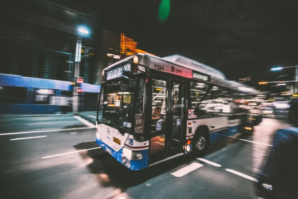 Transit App – save money by catching the bus on vacation