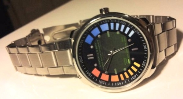 GoldenEye Replica Watch – it doesn't pause the game but it sure looks cool