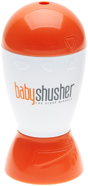 Baby Shusher – a white noise machine made for infants
