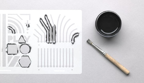 Electric Paint – create your own connections