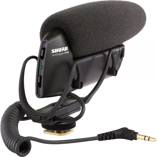 Shure VP83 Lenshopper: Best Audio Settings! [REVIEW]