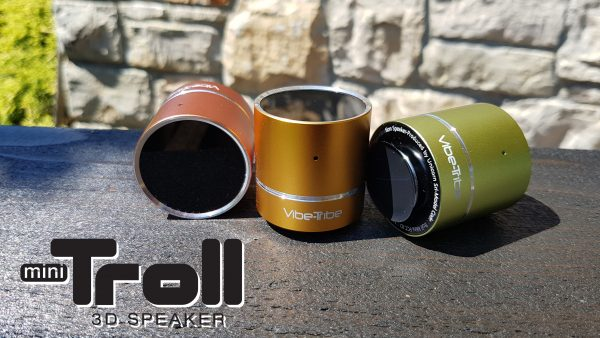 Mini Troll – Turn Anything into a Speaker! [REVIEW]
