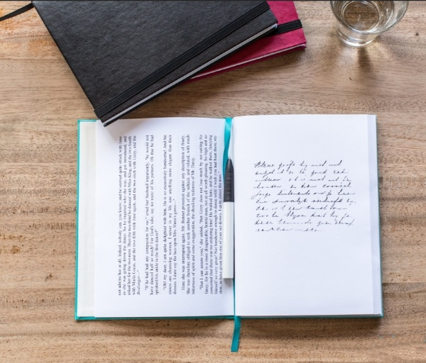 Paper Saver – recycle old printer paper with this clever notebook