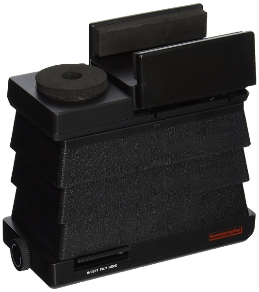 Smartphone Film Scanner – capture your old negatives with this device