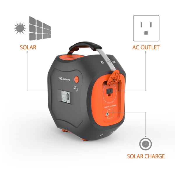 Jackery PowerPro – this little box is perfect for natural disasters
