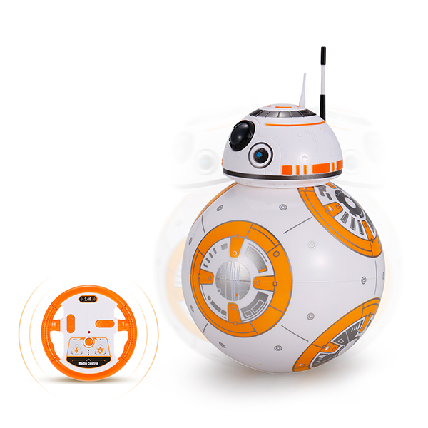 BB-8 Planet Boy – The $20 FAKE Sphero BB-8 Star Wars Robot! [REVIEW]